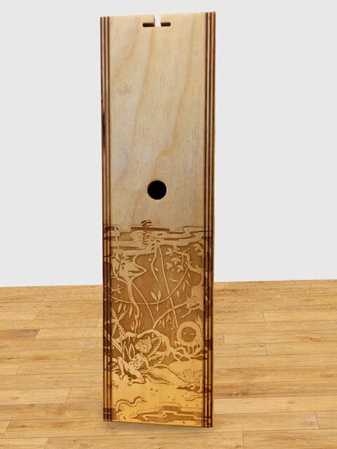 special engraving hookah