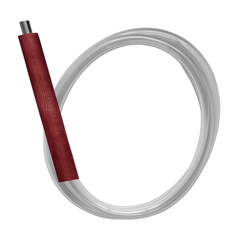 PVC hose - transparent hookah product