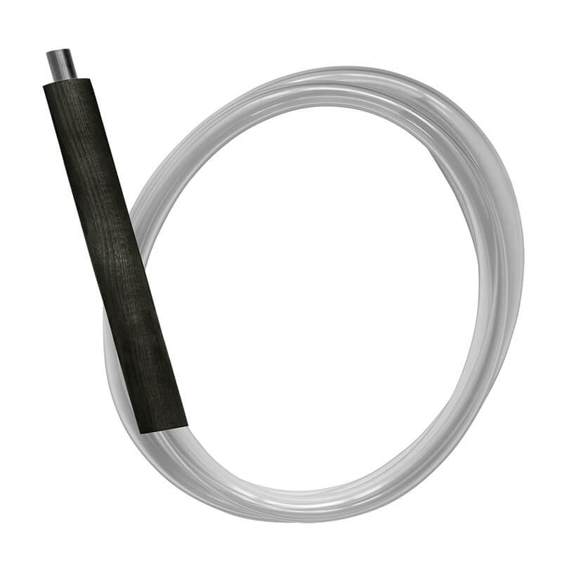 best hookah hose - black editon