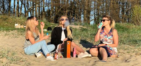 Hookah and drinks - The best drinks to enjoy with hookah