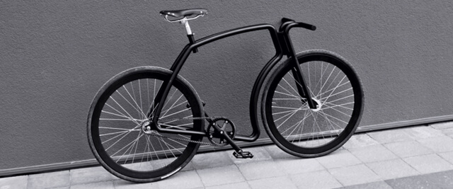 Viks - Handcrafted bicycle