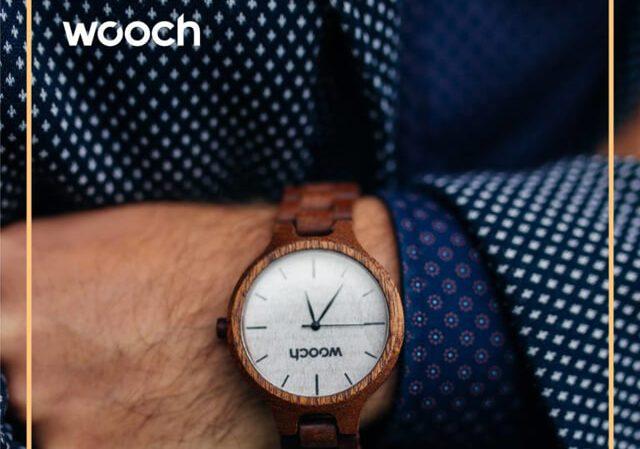 Wooch wooden watches