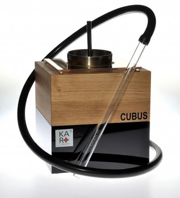 KARO Design Cubus Hookah