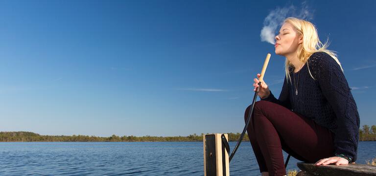 Tobacco free hookah - alternative to hookah tobacco