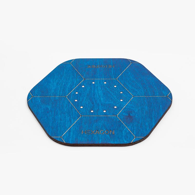 Hookah accessory shisha modern plate