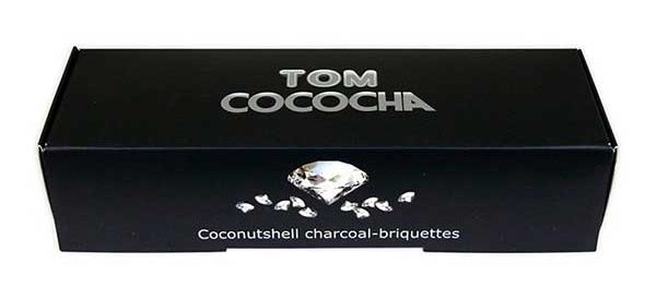 Tom Cococha Diamond coal 22x22x22mm